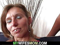 cheating sex : hot mom pussy