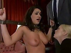 threesome sex : wet pussy fucked