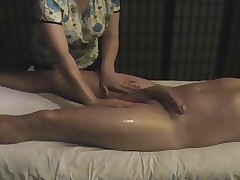 massage sex : big tit blowjob