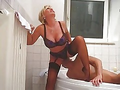 squirting sex : big dick cum shots