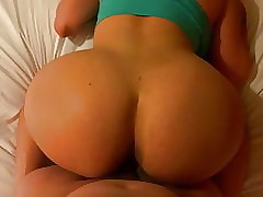doggie style sex : big ass and tits